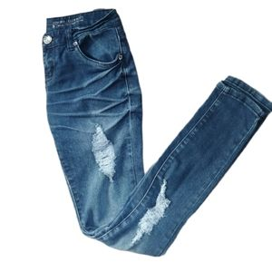 London Jeans, Low Rise, Skinny Fit, 5